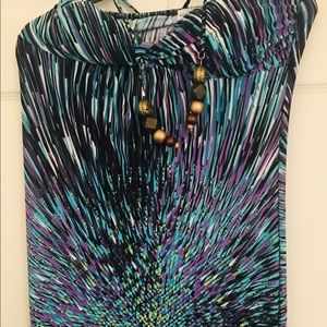 Body Style Woman Long Dress Size S Sold as is